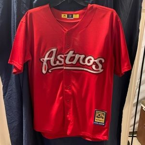 Astros Roger Clemens Jersey